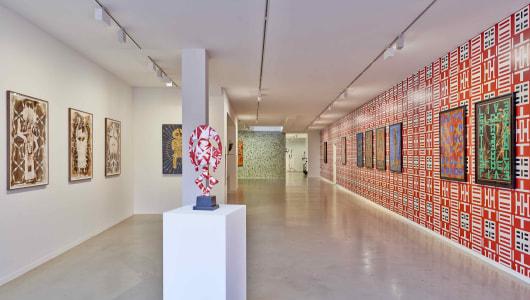 Kendell Geers | Voetstoots, Kendell Geers, Galerie Ron Mandos
