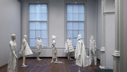 Forbidden Collections, Alicia Framis, Upstream Gallery