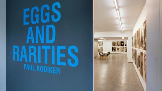 Eggs and Rarities, Paul Kooiker, tegenboschvanvreden