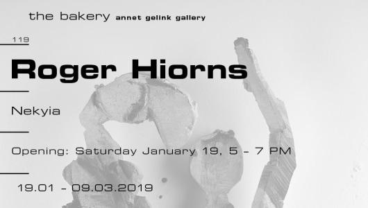 Nekyia, Roger Hiorns, Annet Gelink Gallery