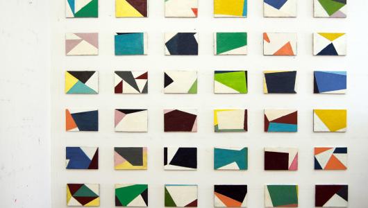 Dave Meijer 'P+R', Dave Meijer, Galerie van den Berge