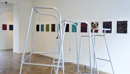 Man Schneider, Helio Trope Sleep, Manfred Schneider, Livingstone gallery