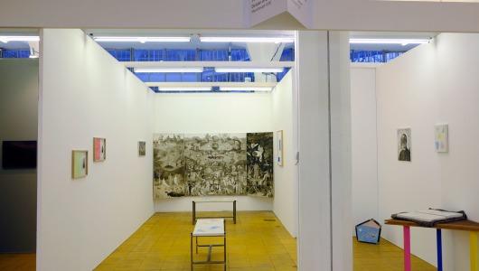 Art Rotterdam 2019, Andrew Lacon, John Robinson, Division of Labour