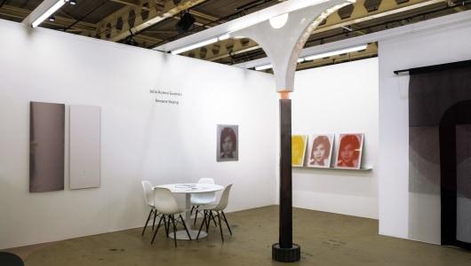 Art Rotterdam Van Nelle 2019, Julia Aurora Guzmán, Simone Hoang, Galerie Fontana