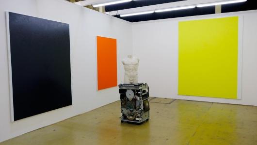 Art Rotterdam 2019, Nicolás Lamas, Jannis Schroeder, Meessen De Clercq