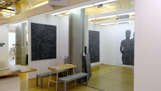 Art Rotterdam 2019, Tyna Adebowale, LangArt