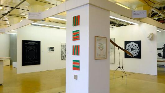 Art Rotterdam 2019, Marc Rossignol, Thom Puckey, Wesley Meuris, Marie Cloquet, Annie Gentils Gallery