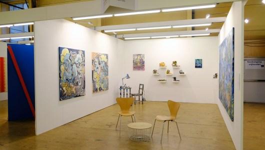 Art Rotterdam 2019, Ulla-Stina Wikander, Diana Roig, Cokkie Snoei