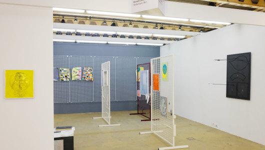 Art Rotterdam 2019, Wouter Venema, Lieven Hendriks, Wouter van der Laan, Tim Hollander, Rianne Groen