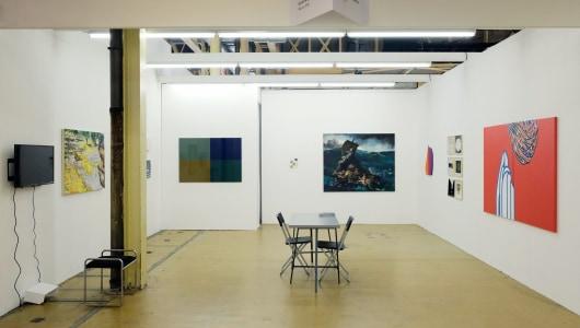 Art Rotterdam 2019, Soo-Kyoung Lee, Jérôme Touron, Dominique Dehais, Laurent Fiévet, Frédéric Coché, Natasja van Kampen, Galerie La Ferronnerie
