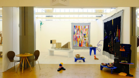 Art Rotterdam 2019, Majid Biglari, Afra Eisma, Buhlebezwe Siwani, No Man's Art Gallery