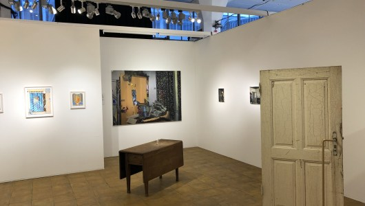 Art Rotterdam 2019, Carlos Sagrera, Robert Bartra, Matthias Schaareman, Rutger Brandt Gallery