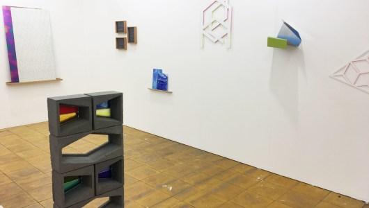 Art Rotterdam 2019, Angelika Schori, Vera Isler †, Yasmin Alt, Balzer Projects