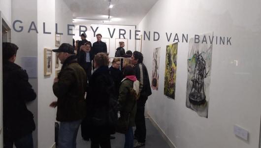 Wouter van de Koot & Tja Ling, Wouter van de Koot, Tja Ling 嘉玲, Galerie Vriend van Bavink