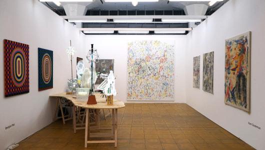 Art Rotterdam 2019, Bertjan Pot, Koen Doodeman, galerie dudokdegroot