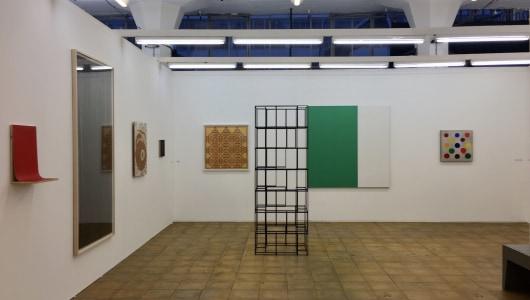Art Rotterdam 2019, Adam Colton, Joris Geurts, Michael Jacklin, Jerry Zeniuk, Dan Walsh, Steven Aalders, Slewe Gallery