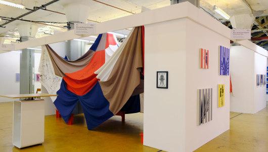 Art Rotterdam 2019, Susan Philipsz, Otto Berchem, Klaas Kloosterboer, Pauline Curnier Jardin, Lara Almarcegui, Ellen de Bruijne Projects