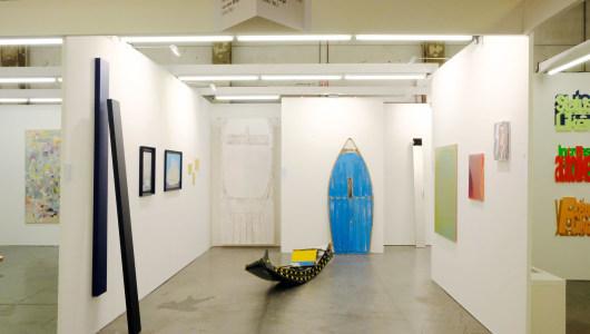 Art Rotterdam 2019, P.B. Van Rossem, Harry Markusse, Jus Juchtmans, Jan van Munster, Shawn Stipling, Tamara Dees, Galerie van den Berge