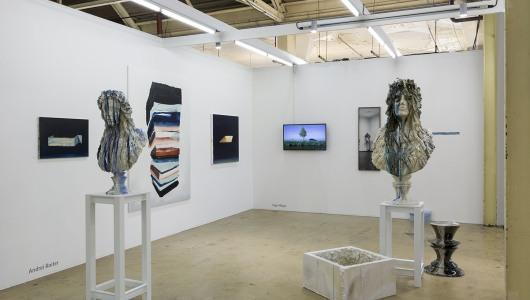 Art Rotterdam 2019, Andrei Roiter, Stéphanie Saadé, Persijn Broersen & Margit Lukács, Inge Meijer, Anne Wenzel, AKINCI