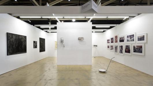Art Rotterdam 2019, Awoiska van der Molen, Sarah van Sonsbeeck, Ed van der Elsken, Antonis Pittas, Annet Gelink Gallery