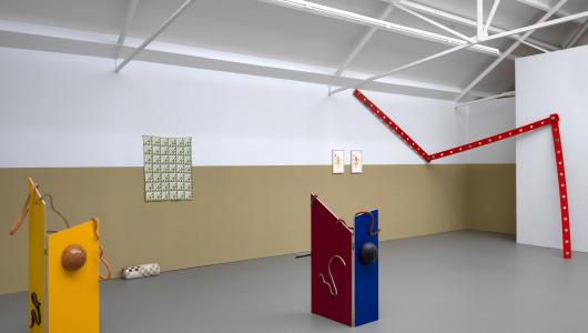 Push Angle: Kasper Bosmans, Mariana Castillo Deball, Jennifer Tee, Kasper Bosmans, Jennifer Tee, Mariana Castillo Deball, Galerie Fons Welters