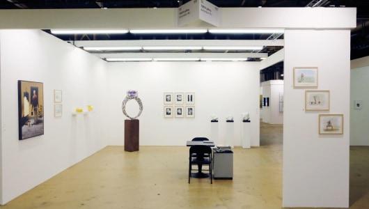 Art Rotterdam 2019, Yibai Liao, Teun Hocks, Eelco Brand, Torch Gallery