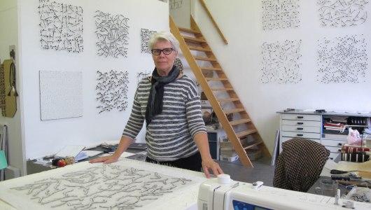 Drawing Online, Marian Bijlenga, Galerie Franzis Engels