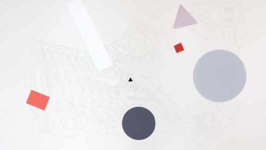 Drawing Online, Feipel & Bechameil, Alain Declerq, Susanne Ring, Galerie Fontana