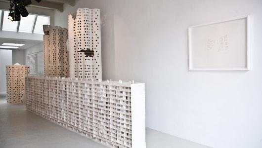 Un Monde Parfait, Feipel & Bechameil, Galerie Fontana