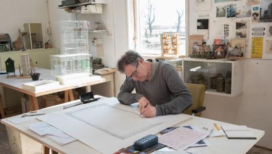 Drawing Online, Frank Halmans, Galerie van den Berge