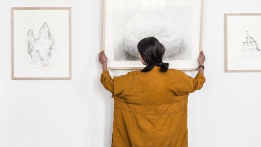 Drawing Online, Tja Ling 嘉玲, Galerie Vriend van Bavink