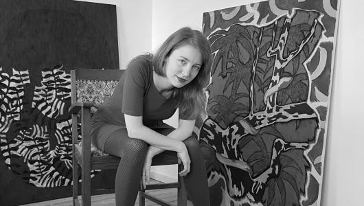 Drawing Online, Tessa Chaplin, KERSGALLERY