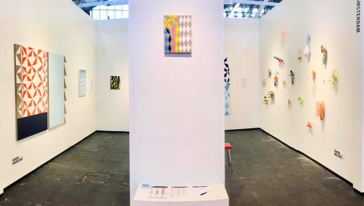 KunstRAI - Frode Bolhuis & Harry Markusse, Frode Bolhuis, Harry Markusse, Galerie Bart