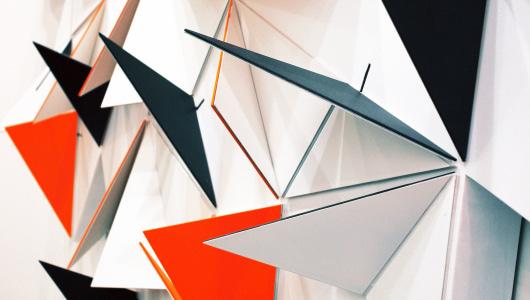 Origami by LAb[au], Lab(au), Galerie Fontana
