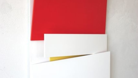 Colors in Space, Tilman, Galerie Fontana