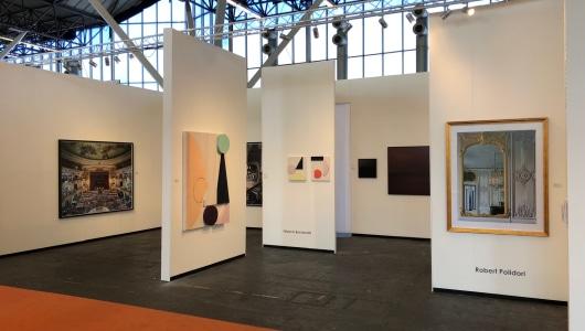 KunstRAI Art Amsterdam, Max Kraanen, Feipel & Bechameil, Julia Aurora Guzmán, Marchand & Meffre, Robert Polidori, Galerie Fontana