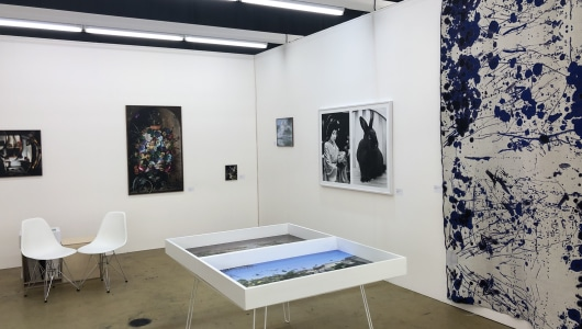 Art Rotterdam 2019, Laurence Aëgerter, Galerie Caroline O'Breen