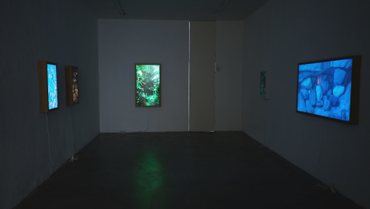Randomized, Eelco Brand, Torch Gallery