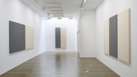 Painted / Unpainted - Alan Charlton, Alan Charlton, Slewe Gallery