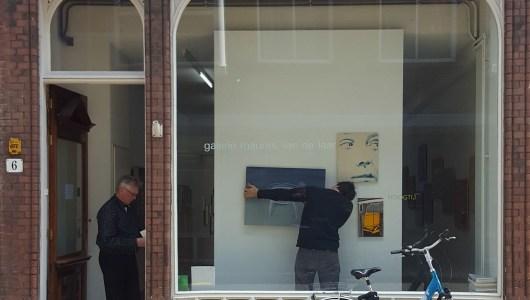 Generate, Dieter Mammel, Erik Pape, Tobias Lengkeek, Galerie Maurits van de Laar