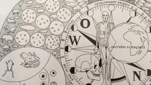 Metaphysical Time Perspectives, Franck Bragigand, Lumen Travo Galerie