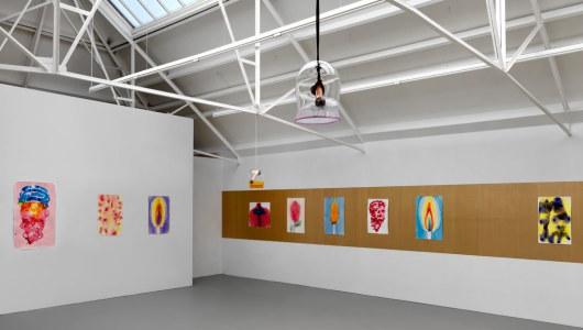 Flow (watercolors), Maria Roosen, Galerie Fons Welters