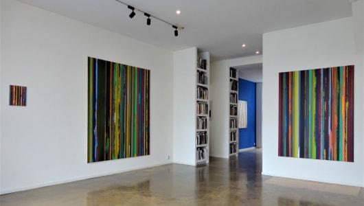 Line broken, Ruri Matsumoto, Livingstone gallery