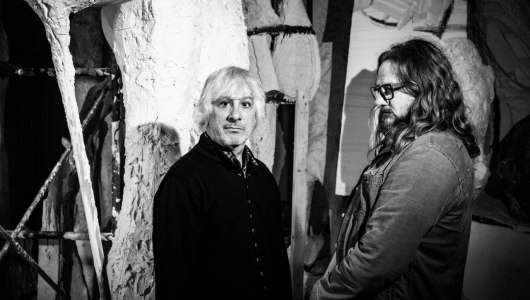 MINSK, Lee Ranaldo, Johan Tahon, Galerie Gerhard Hofland