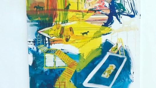 Enter Art Fair - Solo David Bade, David Bade, Kersgallery