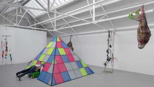 Beginnings, Folkert de Jong, Galerie Fons Welters