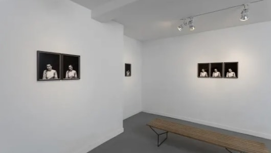 Double Projection, Meiro Koizumi, Annet Gelink Gallery