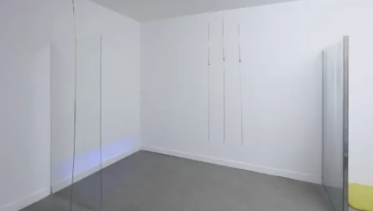 M: I Have Two Rooms; L: I Have Seen From Different, Sarah Pichlkostner, Annet Gelink Gallery