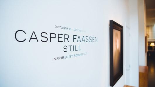Still, Casper Faassen, Kahmann Gallery