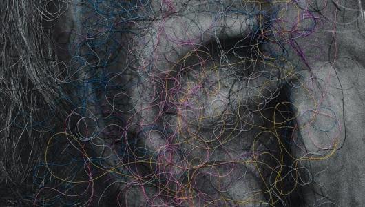 Adriaan van Dis & Berend Strik - MORFINE, Berend Strik, Galerie Fons Welters